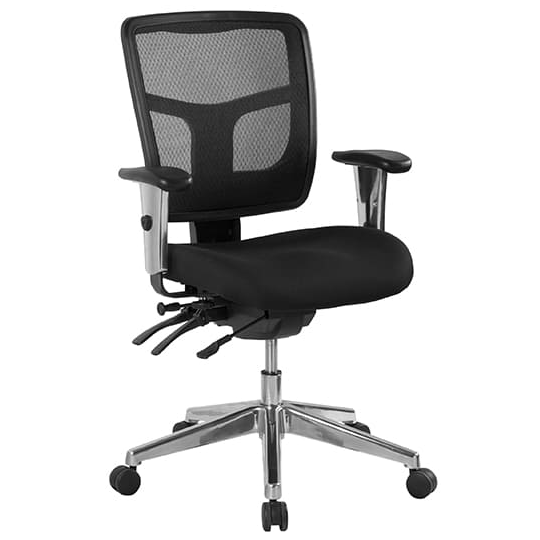 Aurora Mesh Medium Back Office Chair