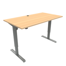 Load image into Gallery viewer, Rivera Standing Electric Desk (Flatpacked)