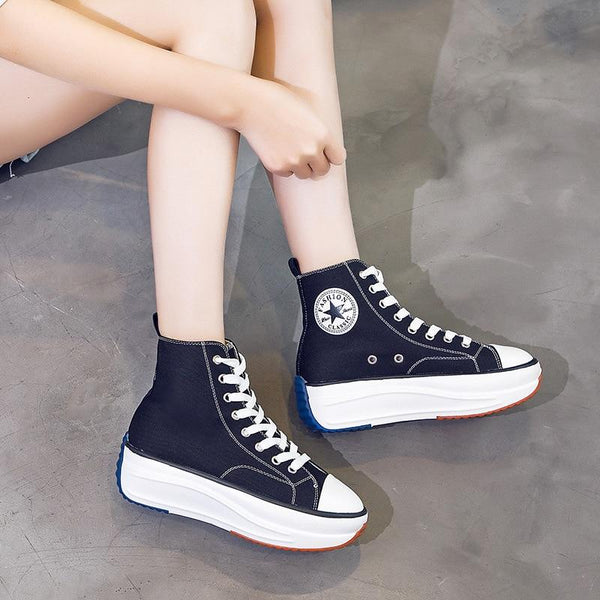 Zapatillas con plataforma SuperStar