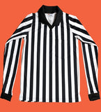 Women's Referee Long Sleeve Jersey - #1103- FREE SHIPPING