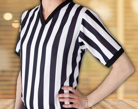 Women's Basketball Referee Jersey - #2101-FREE SHIPPING