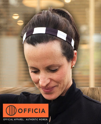 Referee Headband - Style #0303-FREE SHIPPING