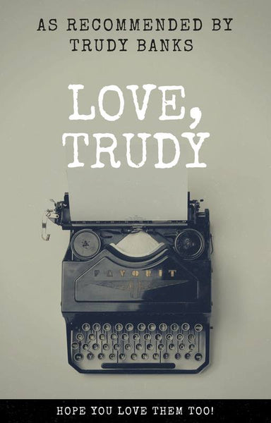 Love, Trudy: The books I love to recommend.