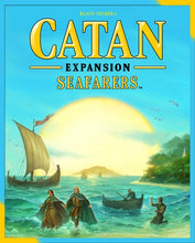 Load image into Gallery viewer, CATAN EXPANSION SEAFARERS