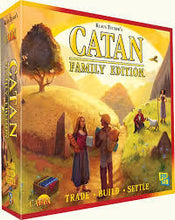 Load image into Gallery viewer, CATAN FAMILY EDITION