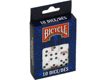 Load image into Gallery viewer, DICE BICYCLE PACK OF 10