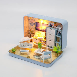 HAPPINESS THEATRE DIY HOUSE SET