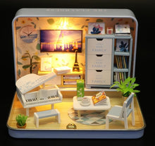 Load image into Gallery viewer, HAPPINESS THEATRE DIY HOUSE SET