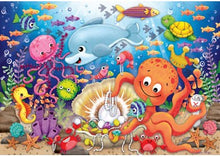 Load image into Gallery viewer, PUZZLE 24 PCE RAVENSBURGER FISHIE'S FORTUNE