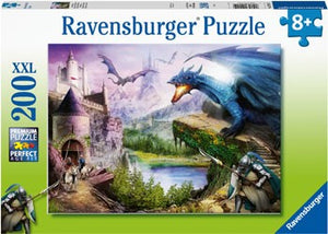 PUZZLE 200PC XXL MOUNTAINS OF MAYHEM RAVENSBURGER