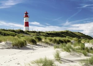 PUZZLE 1000 LIGHTHOUSE IN SYLT
