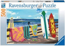 Load image into Gallery viewer, PUZZLE 500PC HANG LOOSE RAVENSBURGER