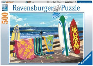 PUZZLE 500PC HANG LOOSE RAVENSBURGER