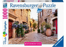 Load image into Gallery viewer, PUZZLE 1000PC MEDITERRANEAN FRANCE