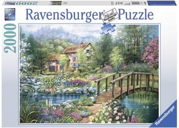 PUZZLE 2000PC SHADES OF SUMMER