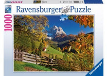 Load image into Gallery viewer, PUZZLE 1000 MOUNTAINOUS ITALY