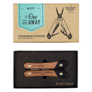 FISHING MULTI-TOOL GENTLEMEN'S HARDWARE