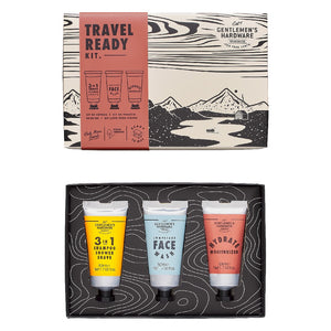 GENTLEMEN'S HARDWARE TRAVEL READY SET