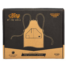 Load image into Gallery viewer, BBQ APRON GENTLEMEN'S HARDWARE