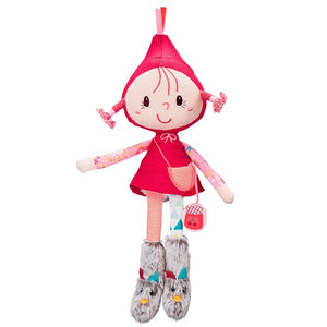 LILLIPUTIENS RED RIDING HOOD MINI DOLL