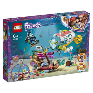 LEGO 41378 FRIENDS DOLPHINS RESCUE MISSION AGE 6+