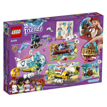 Load image into Gallery viewer, LEGO 41378 FRIENDS DOLPHINS RESCUE MISSION AGE 6+