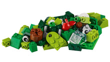 Load image into Gallery viewer, LEGO 11007 CLASSICS CREATIVE GREEN BRICKS AGE 4+