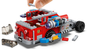 LEGO 70436 HIDDEN SIDE PHANTOM FIRE ENGINE AGE 9+