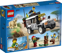 Load image into Gallery viewer, LEGO 60267 CITY SAFARI OFF-ROADER AGE 5+