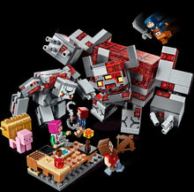 Load image into Gallery viewer, LEGO 21163 MINECRAFT THE REDSTONE BATTLE AGE 8+