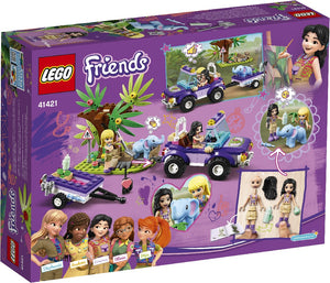 LEGO 41421 FRIENDS BABY ELEPHANT JUNGLE RESCUE AGE 6+
