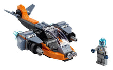 Load image into Gallery viewer, LEGO 31111 CREATOR CYBER DRONE AGE 6+