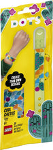 Load image into Gallery viewer, LEGO 41922 DOTS COOL CACTUS BRACELET AGE 6+