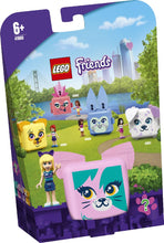 Load image into Gallery viewer, LEGO 41665 FRIENDS STEPHANIE'S CAT CUBE AGE 6+