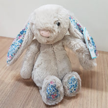 Load image into Gallery viewer, JELLYCAT BLOSSUM BASHFUL BEIGE BUNNY SMALL