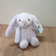 Load image into Gallery viewer, JELLYCAT BASHFUL BUNNY LAVENDAR SMALL