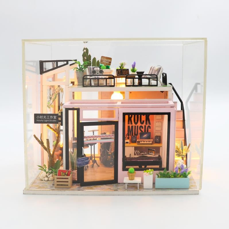 HOUGUANG STUDIO DIY HOME KIT