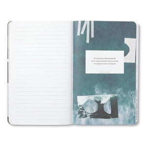 JOURNAL - WRITE NOW - TO EXIST IS TO CHANGE