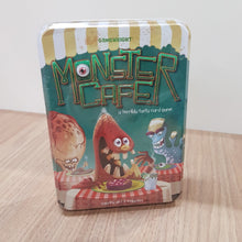 Load image into Gallery viewer, MONSTER CAFE TIN GAME