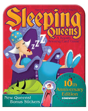 Load image into Gallery viewer, SLEEPING QUEENS TIN EDITION