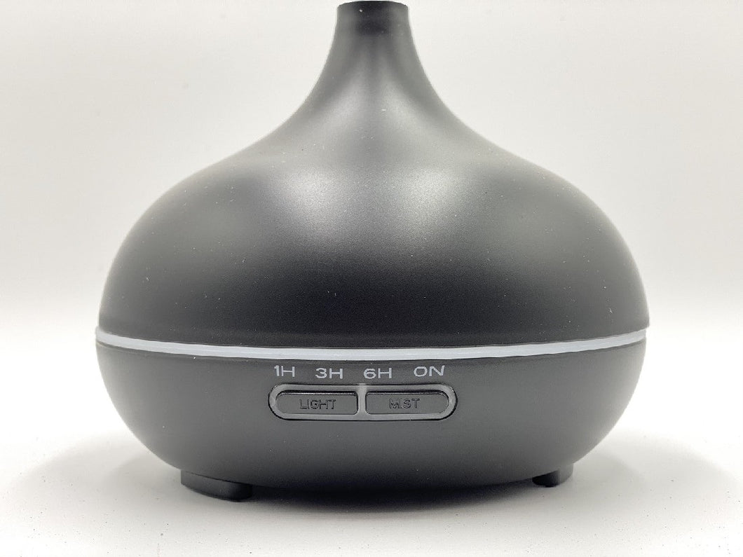 DIFFUSER ULTRASONIC BLACK 300ML