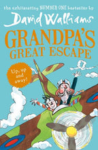 Load image into Gallery viewer, GRANDPA'S GREAT ESCAPE - DAVID WALLIAMS