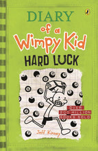 Load image into Gallery viewer, HARD LUCK: DIARY OF A WIMPY KID BK8 - JEFF KINNEY