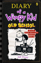 Load image into Gallery viewer, OLD SCHOOL: DIARY OF A WIMPY KID BK10 - JEFF KINNEY