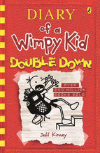 Load image into Gallery viewer, DOUBLE DOWN: DIARY OF A WIMPY KID BK11 - JEFF KINNEY
