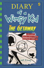 Load image into Gallery viewer, THE GETAWAY: DIARY OF A WIMPY KID BK12 - JEFF KINNEY
