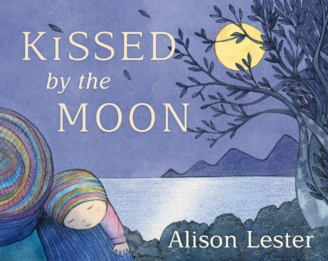 KISSED BY THE MOON - ALISON LESTER