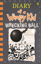 Load image into Gallery viewer, WRECKING BALL: DIARY OF A WIMPY KID BK14 - JEFF KINNEY
