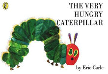 Load image into Gallery viewer, THE VERY HUNGRY CATERPILLAR - ERIC CARLE