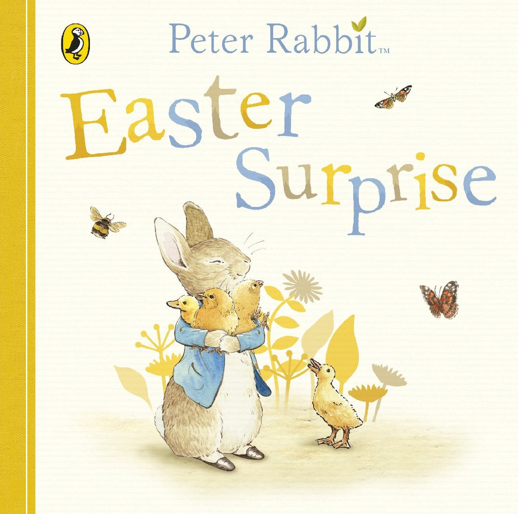 PETER RABBIT EATTER SURPRISE - BEATRIX POTTER